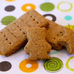 "Toddler recipes - yummy stuff like ""poptarts"" and ""teddy grahams"" but without the yucky chemicals :)"