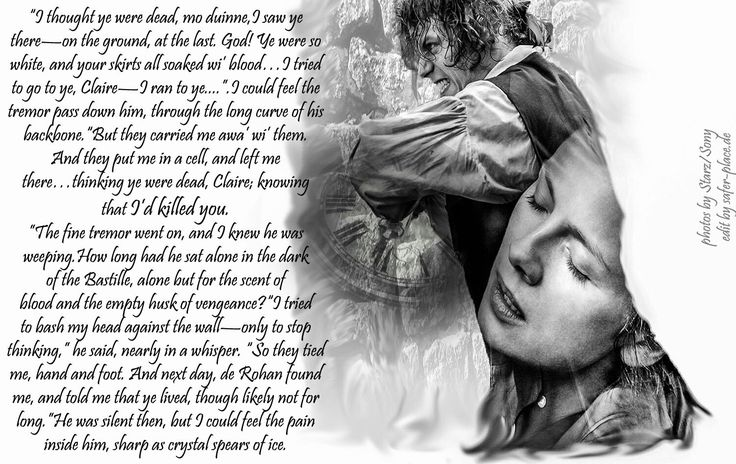 jamie and claire-voyager