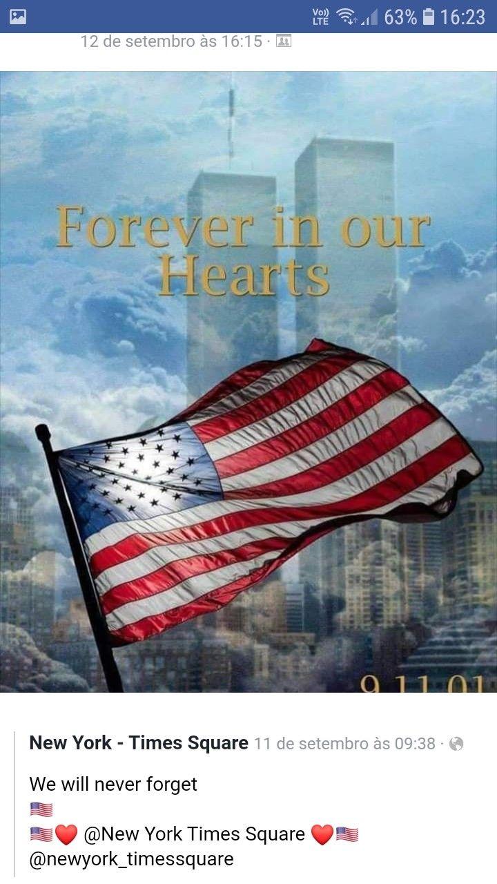9//11 AMERICAN FLAG NEW YORK CITY FIREMAN 8X10 COLOR PHOTO