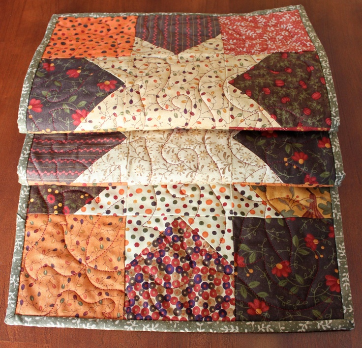 81 best images about Thanksgiving Quilts & Crafts on Pinterest Runners, Quilt and Thanksgiving