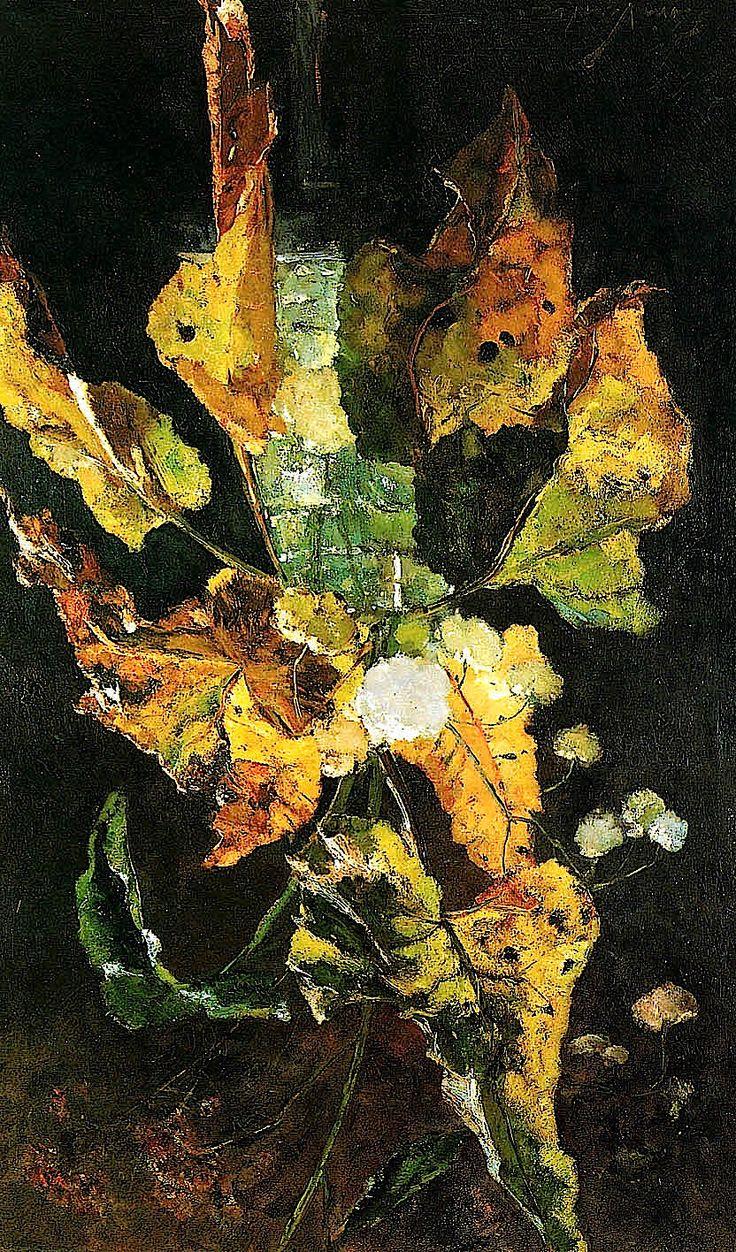 bofransson:  Verster Floris - Flowers and leaves Sun