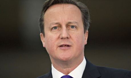 David Cameron: I am evangelical about Christian faith