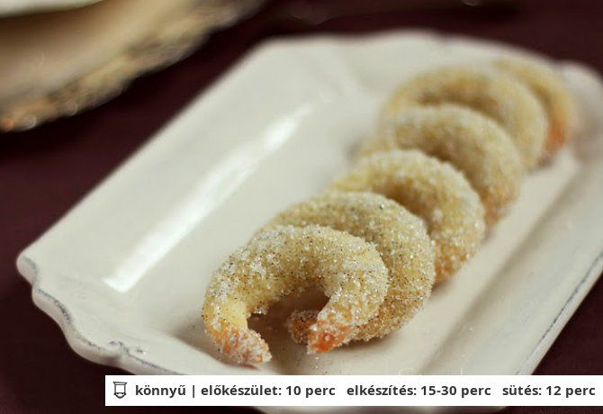 Vaníliás kifli Juci konyhájából | NOSALTY – receptek képekkel