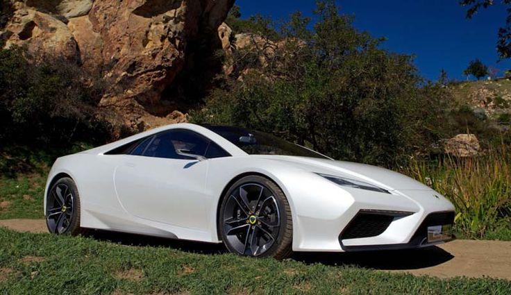 2017 Lotus Esprit