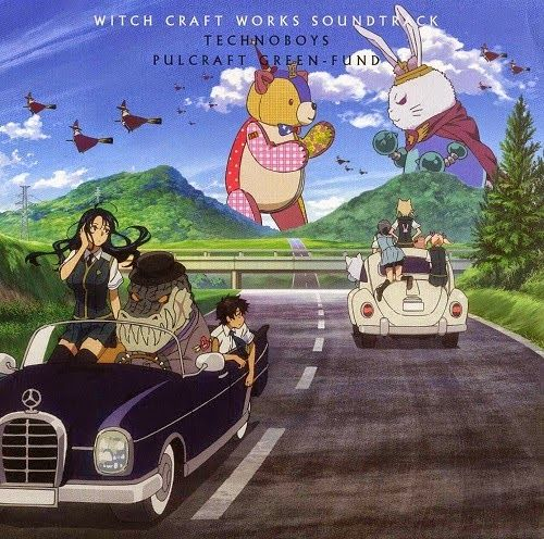WITCH CRAFT WORKS SOUNDTRACK  ▼ Download: http://singlesanime.net/ost/witch-craft-works-soundtrack.html