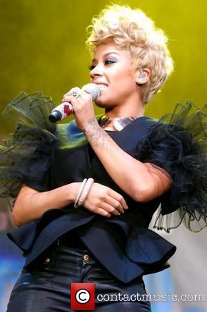 Lov'n the hair!!    Keyshia Cole
