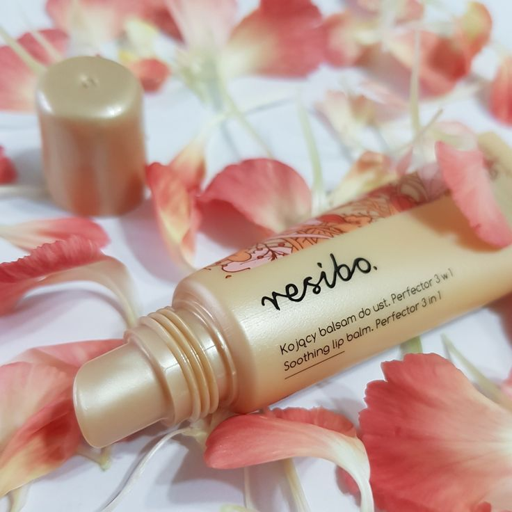 Resibo Smoothing Lip Balm Perfector 3 in 1 Kojący Balsam do Ust Perfector 3 w 1