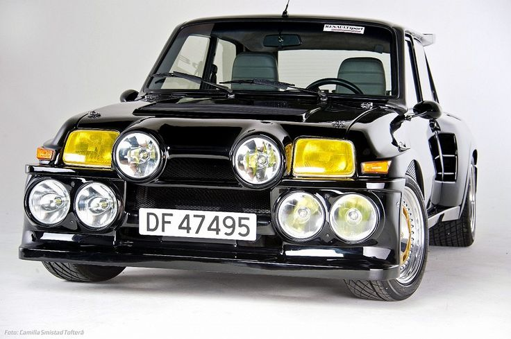 Renault 5 Turbo 2 Maxi