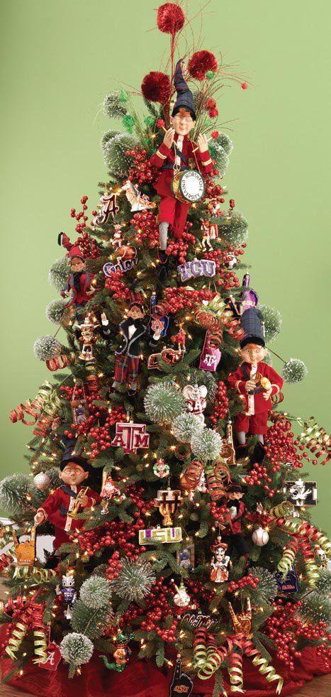 Stunning Christmas Tree Decorations