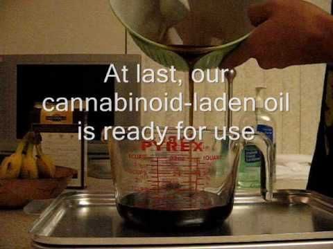 How to cook with cannabis -