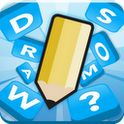Draw Something app- A social drawing game that feels like a cross between Words with Friends and Pictionary.