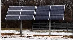 Image result for ground mounted solar panels