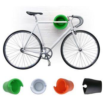Andrew Lang: Cycloc Modern Wall Bike Rack