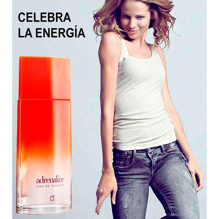 HOY  $59.400  Antes:  $108.000  (-45%)  en Perfume #Yanbal Mujer ADRENALINE. Envío Nacional #Colombia. http://www.descuentometro.com/producto/perfume-yanbal-mujer-adrenaline/