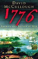 Finish up that book:  1776: America and Britain at war by David McCullough