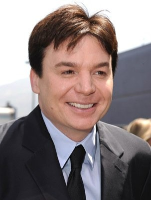 Mike Myers Canadian Comic, Movie Star, Director and Screenwriter!