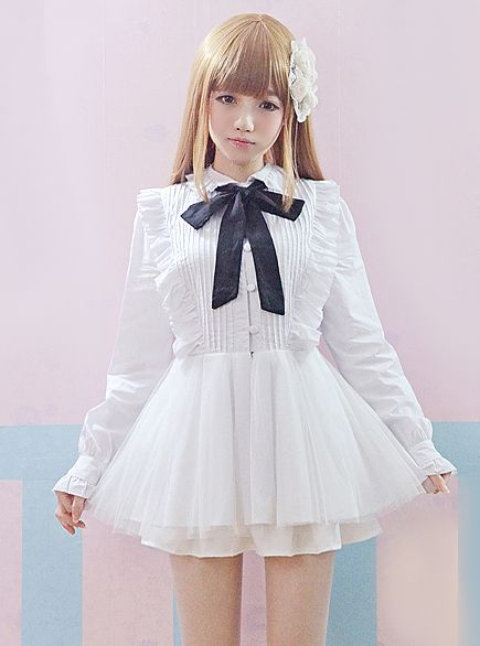 Fancy Sailor Blus