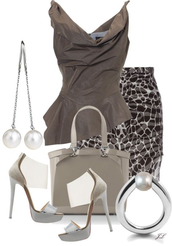 Classy Outfit: Date Night, Parties Outfits, Giraffes Prints, Fashionista Trends, Leopards Prints, Animal Prints, Work Outfits, Classy Outfits, Elegant Outfits
