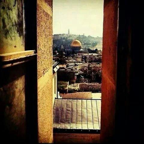 المسجد الاقصى - قبة الصخرة