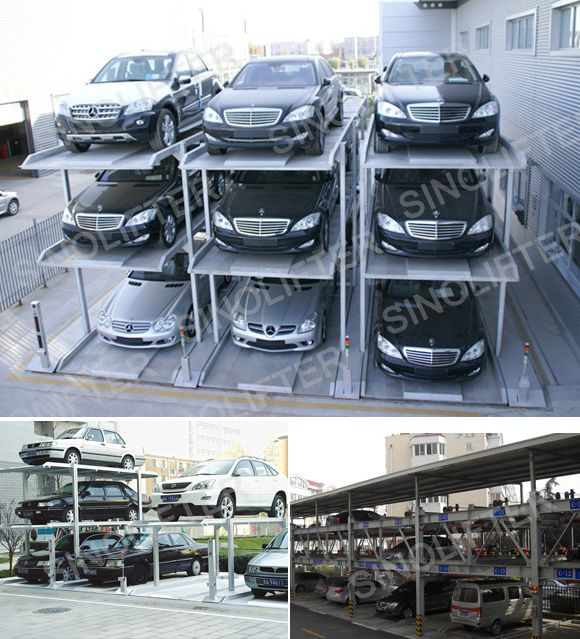automated parking system design pdf