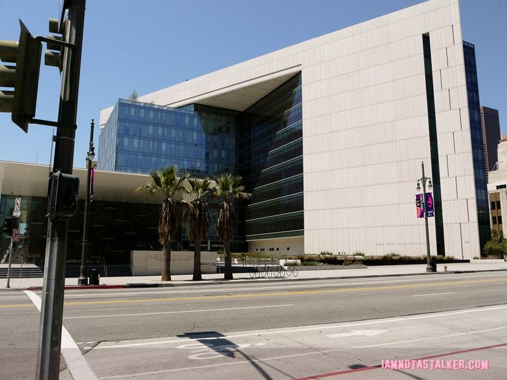 "The Los Angeles Police Administration Building from ""The Closer ..."