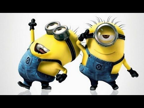 ▶ Jumping Clay Tutorial - How to make a Despicable Me Minion - YouTube