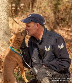 Animal Rescue Corps rescues dogs from suspected dog fighting ring