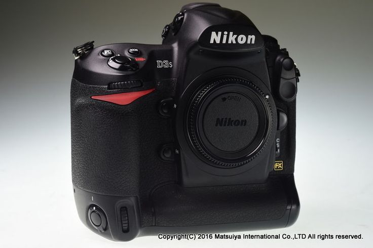 NIKON D3s Body 12.1MP Digital Camera Excellent+ #Nikon