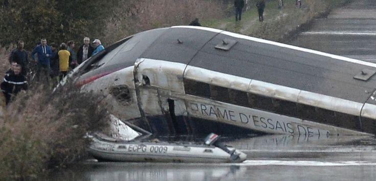 """Un """"facteur humain"""" à l'origine du déraillement du TGV"""