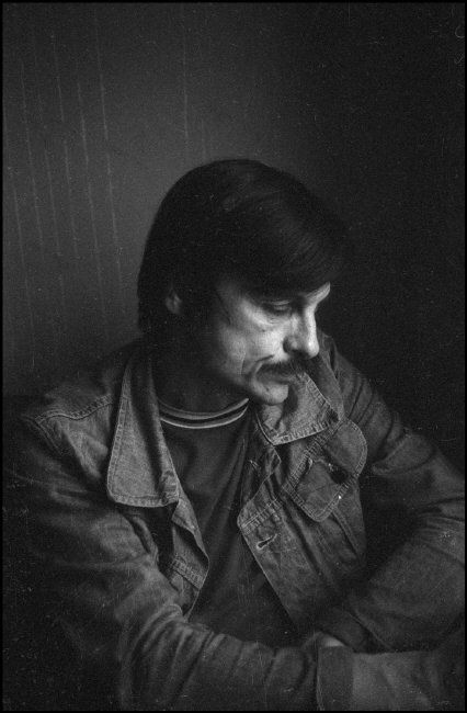 USSR. Russia. Moscow. Russian film director Andrei Tarkovsky. 1979. (Gueorgui Pinkhassov)