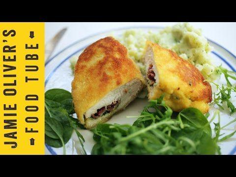 ▶ Ultimate Chicken Kiev | Jamie's Comfort Food | Kerryann Dunlop - YouTube