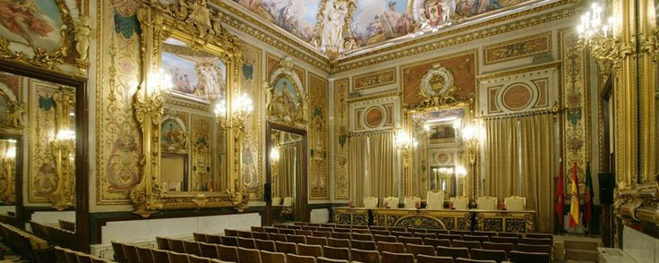Palacio de los duques de Santoña - Salón de actos