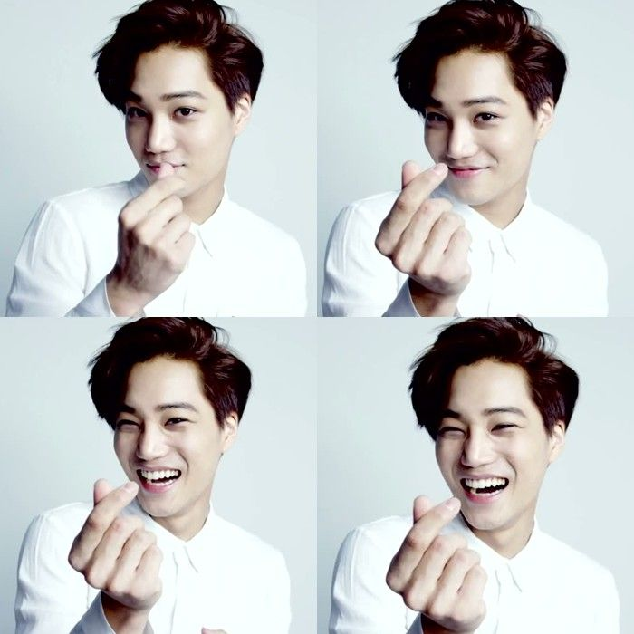 EXO Kai Photos