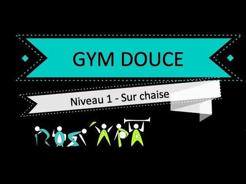 Séance de Gym Douce - Niveau 1 sur chaise - 50 minutes