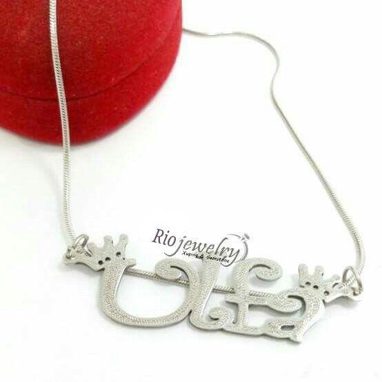 Liontin Putih grafis 60rb/pcs ☏ KONTAK ➡BBM : 5E8C0590 ➡Telp/Line/WA: +6281296900530 #accessories #accessoriesnama #perhiasan #new #kalung #aksesoris #jualkalung #kalungmurah #kalungcantik #aksesoriscantik #aksesorismurah #jualaksesoris #kalungethnic #kalungvintage #ootd #ootdindo #jualanku #kalungetnik #ootdkondangan #kondangan #kondanganootd #kalungpesta #olshopindo #onlineshop #trusted