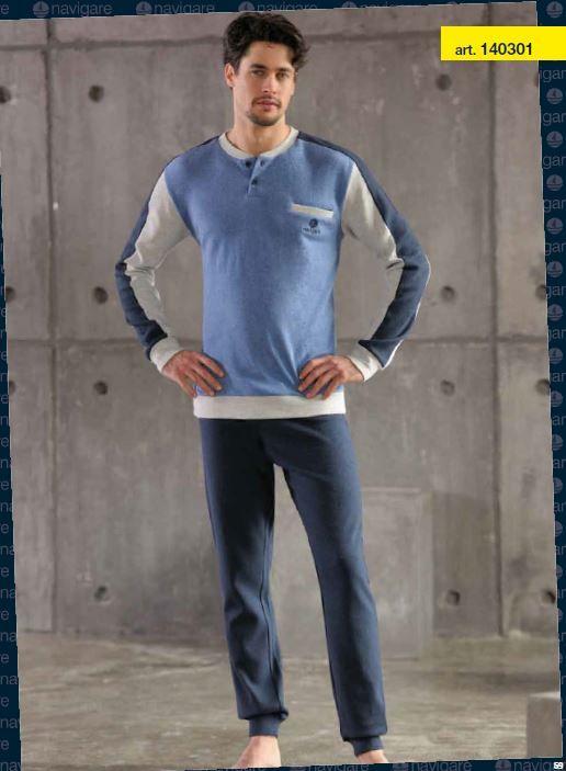 tenue d'intérieur Navigare 2014 dispo en bleu royal, gris et vert du S au XXl