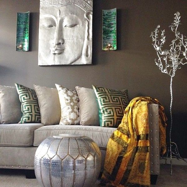 35 Buddha Oriented Living Room Decoration Ideas Buddha Living Room Buddha Decor Zen Living Rooms