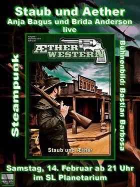 Live Lesung #Aetherpunk #Steampunk in #Secondlife #deutsch. Pferde satteln: das ist Aetherwestern :-)))