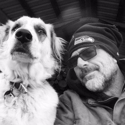 "Definitely....""A dog is a man's best friend""!"