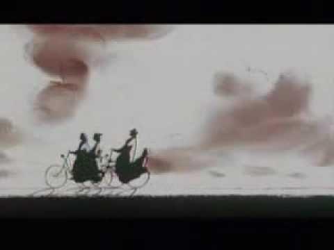 Vader en dochter, een prachtige animatie van Michael Dudok de Wit. Over een band die blijft trekken.