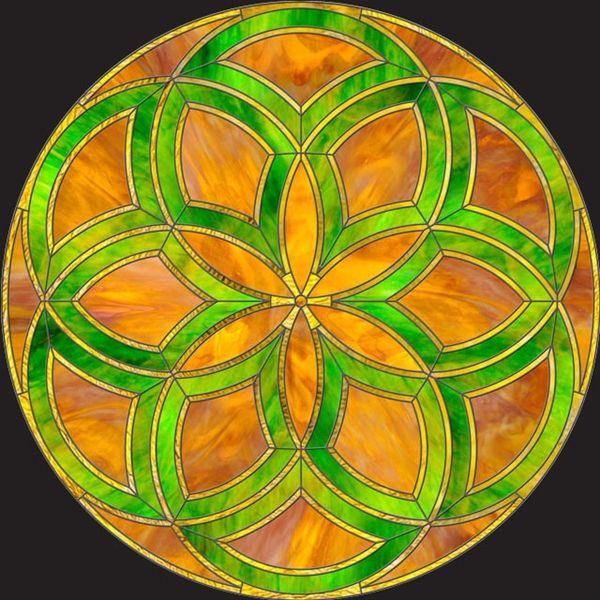 9 Best Images About Stained Glass Window Film On Pinterest