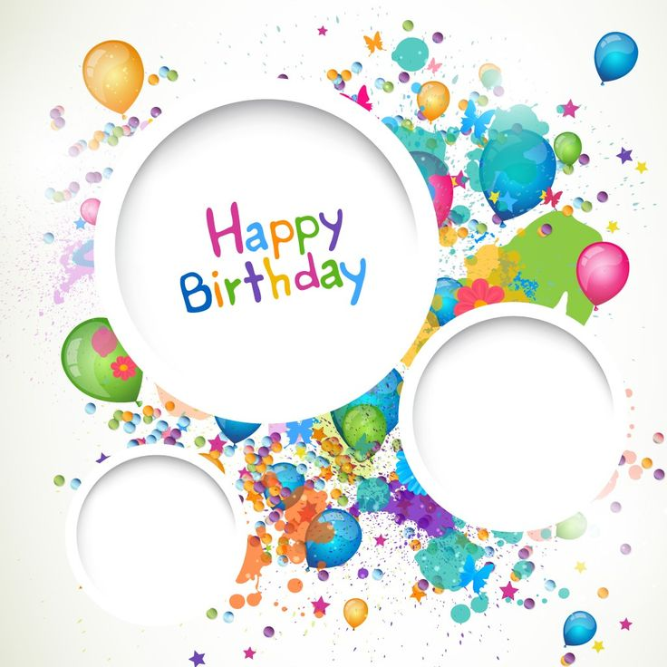 28 best Graphics images on Pinterest Happy birthday greetings - birthday wishes templates word