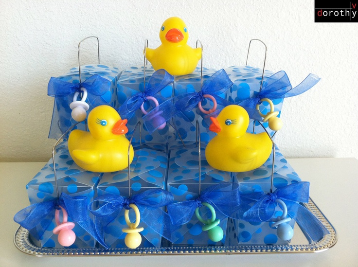 baby boy baby shower party favors