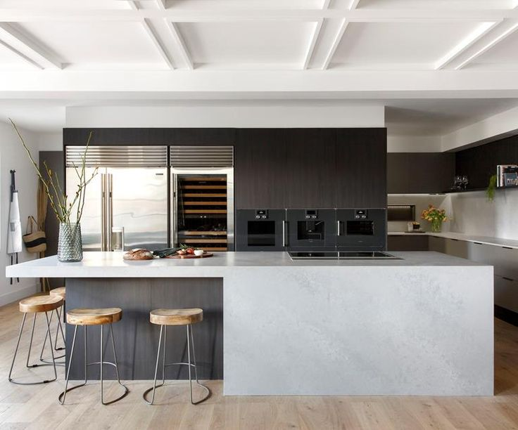 7 New Kitchen Trends Showcased On The Block 2018 Kitchen In 2019 Interior Design Kitchen Modern Kitchen Interiors The Block Kitchen