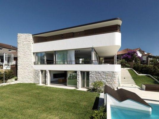 big house architecture