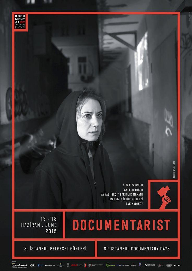 """documentarist"" by volkan olmez / turkey, 2015 / digital print, 480 x 680 mm"