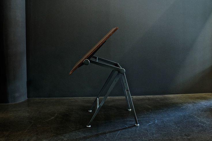 Dutch Modern/reply drawing table. | func. furniture
