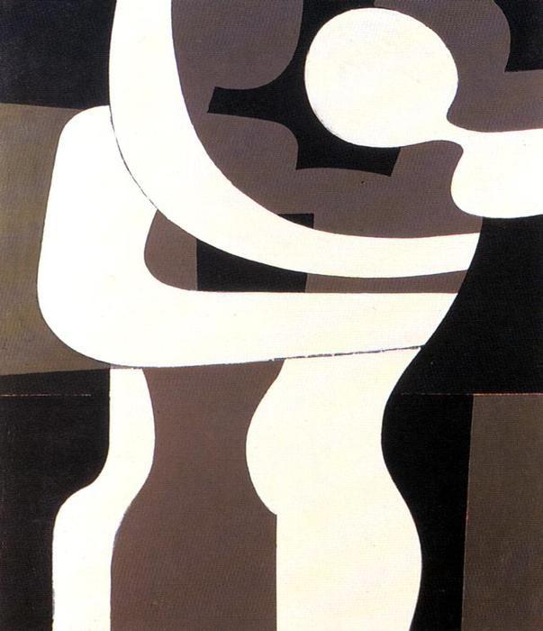 Erótico (6) de Yiannis Moralis (1916-2009, Greece)