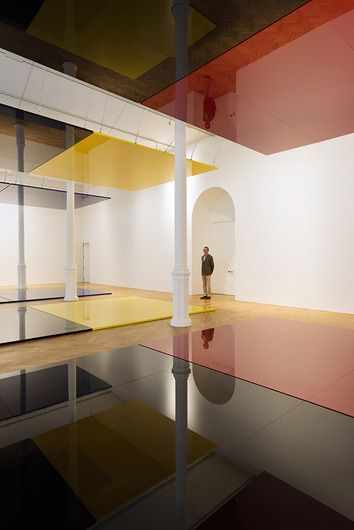 """Pace Gallery - """"Robert Irwin"""" - Who's Afraid of Red Yellow and Blue"""