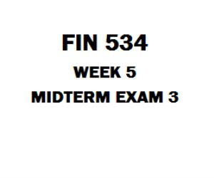 FIN 534 Midterm Exam 1. Which of the following statements is CORRECT? 2. You are considering two equally risky annuities, each of which pays $25,000 per year for 10 years. Investment ORD is an ordinary (or deferred) annuity, while Investment DUE is an annuity due. Which of the following statements is CORRECT? 3. Which of the following statements is CORRECT? 4. A $150,000 loan is to be amortized over 6 years, with annual end-of-year payments. Which of these statements is CORRECT?